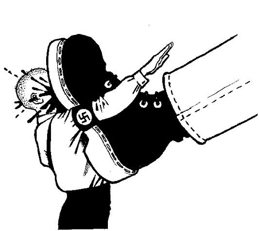 Αντιφασιστική συγκέντρωση στην πλατεία Αγοράς Χανίων